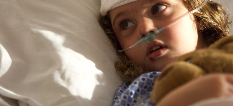 Тяжелобольным детям